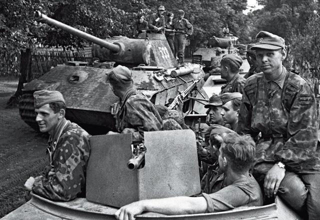 Wiking Division in Eastern Poland in July 1944, preparing to stop the Soviet summer offensive.jpg